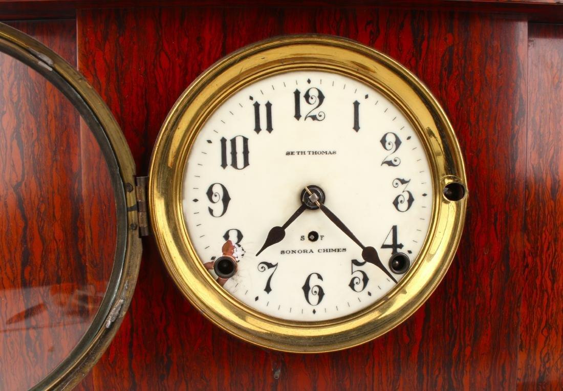 SETH THOMAS SENORA CHIME MANTEL CLOCK - 3