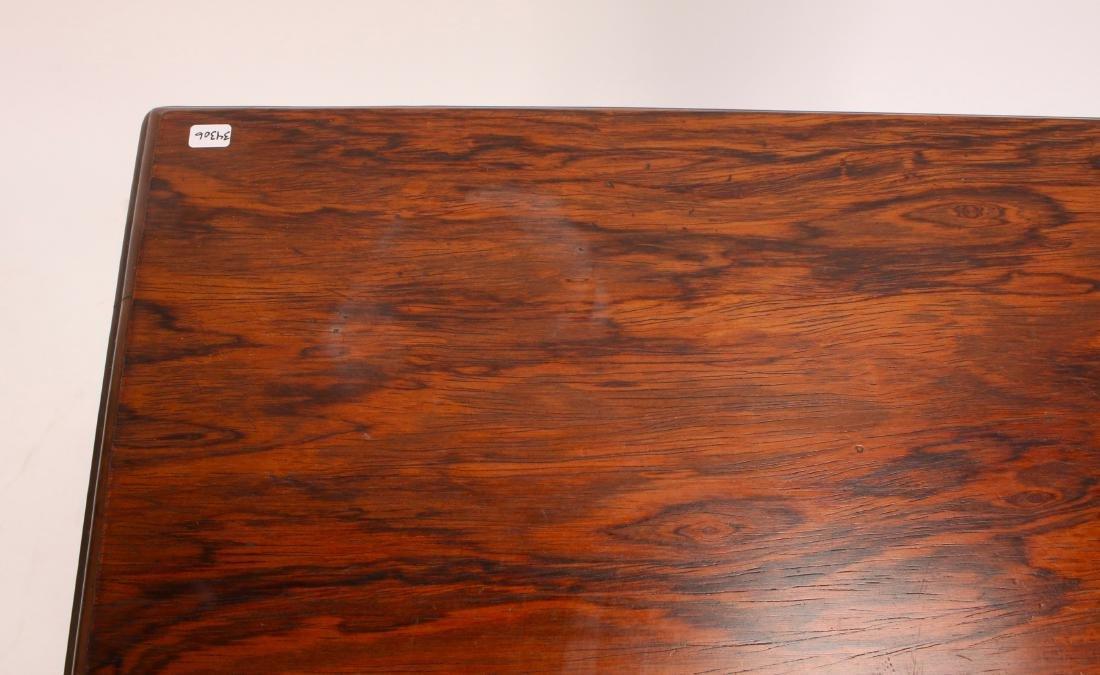 THREE TIER TURNED LEG SIDE TABLE - 10