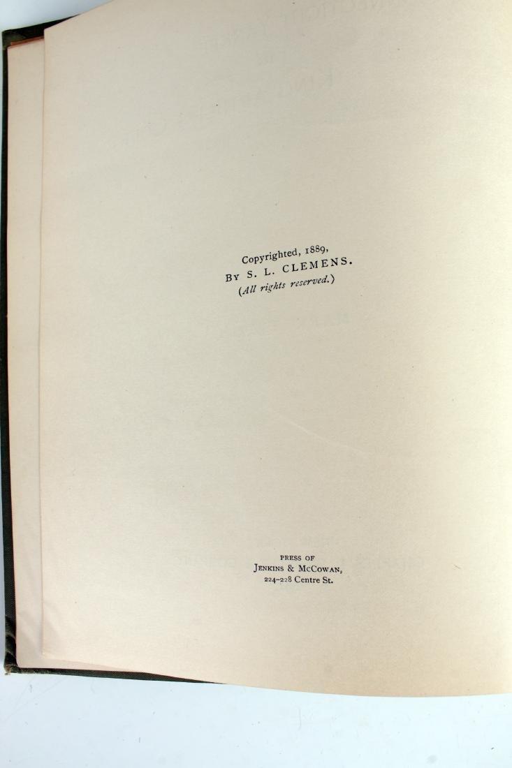 A YANKEE IN KING ARTHUR'S COURT TWAIN 1891 - 4