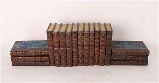 WORKS OF LORD BYRON, 1832 ED. 17 VOL.