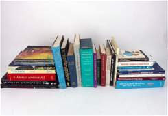 LOT OF BOOKS ON ANTIQUES ART  COLLECTABLES