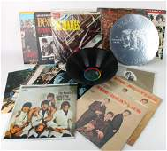 VINTAGE RECORDS MOSTLY THE BEATLES
