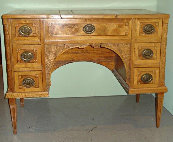 3: 19th C. Biedermeier dressing table