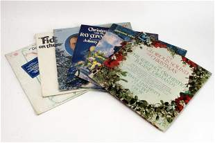 ASSEMBLED COLLECTION OF 6 RECORD CLASSICS