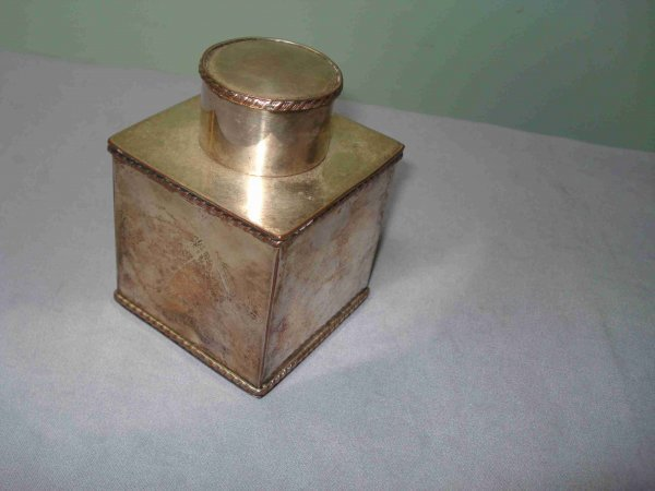 4: Silver Powder Box
