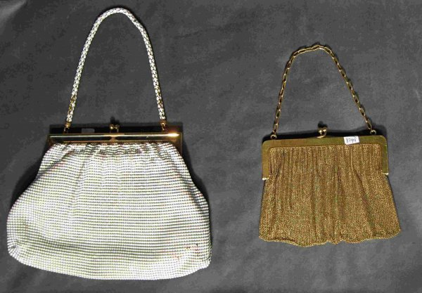 20: Two Vintage Ladies Opera Purses