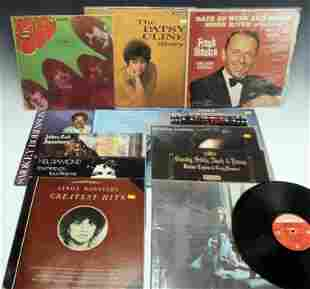 70'S RECORDS + BEATLES, MONKEES, THE EAGLES