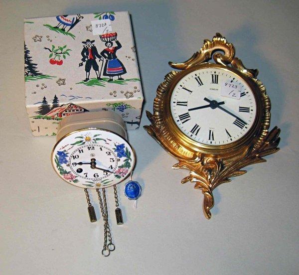 24: Souvenir clocks