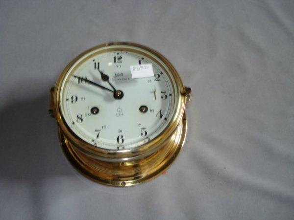 19: Ships bells clock