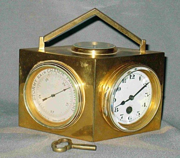 12: Unusual desk clock