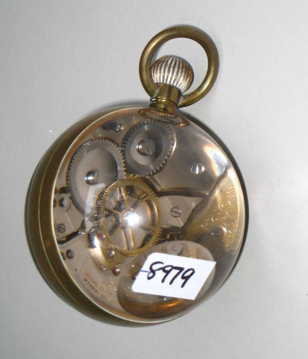 7: Crystal Ball watch  - 2