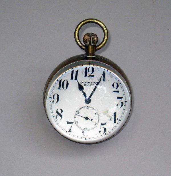 9: Crystal ball watch