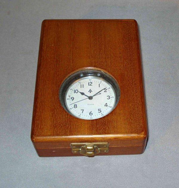 8: Deck watch & case