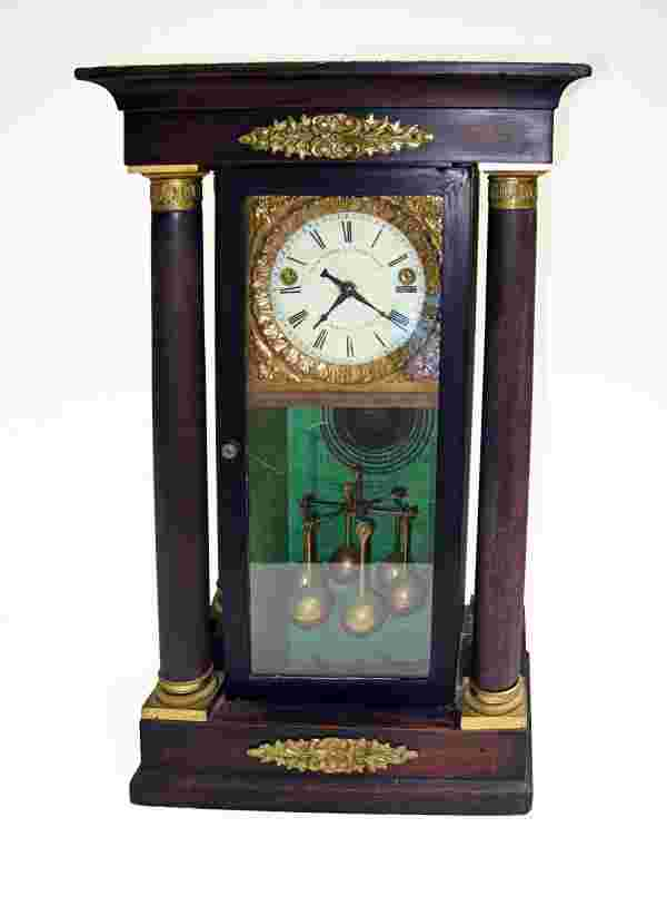 137 Crane Torsion Pendulum Clock