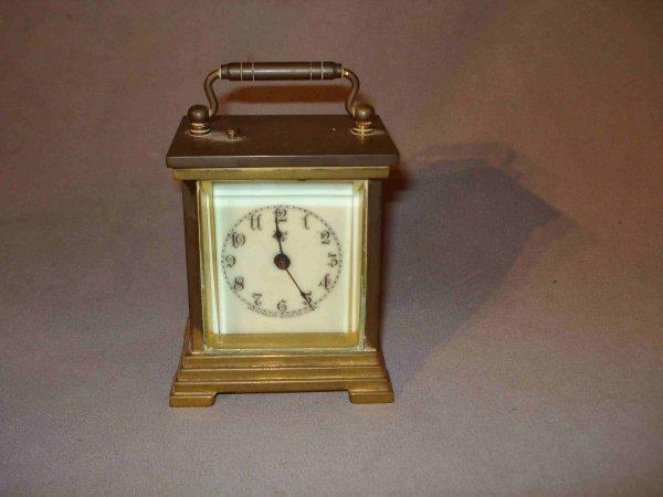 13: Waterbury desk clock