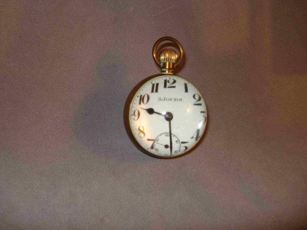 4: Ball watch