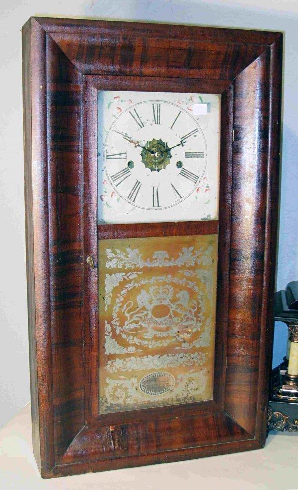 3: An American Ogee clock