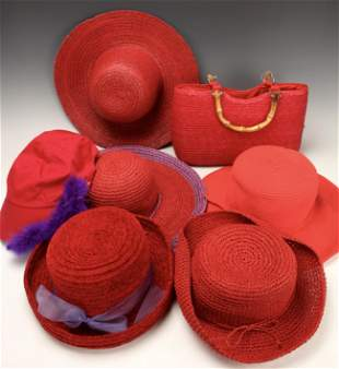 RED HAT SOCIETY LOT