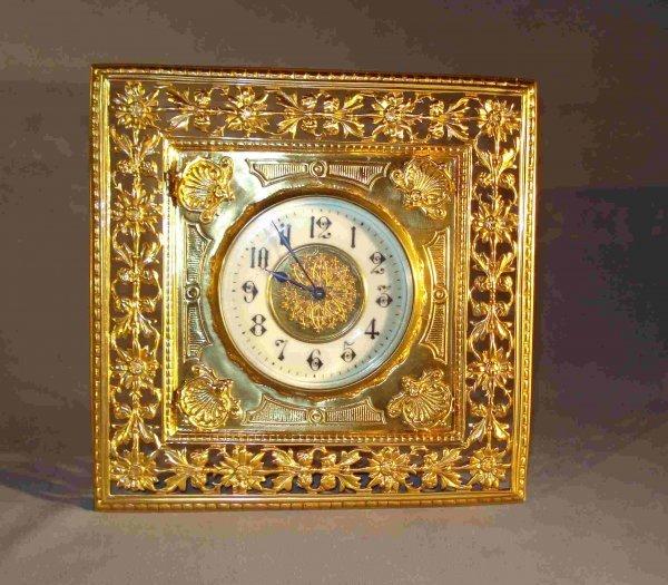 7: Easel Form Desk Clock