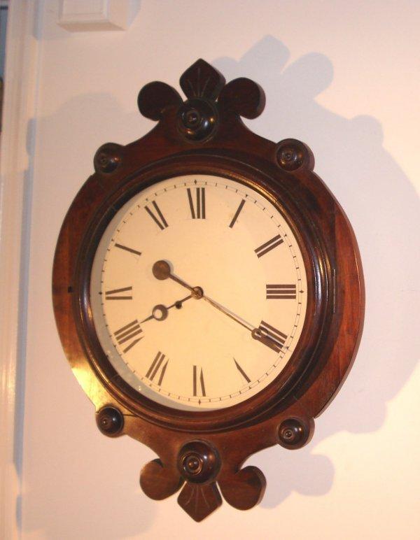 1: Wall Timepiece by Kroeber