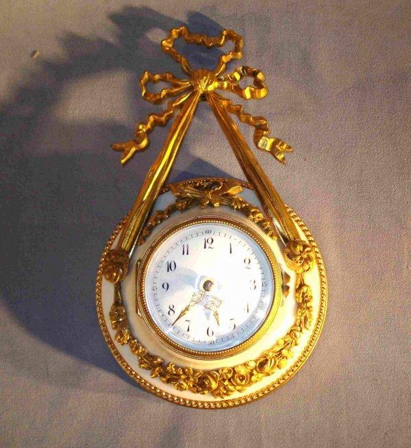 12B: Wall Timepiece