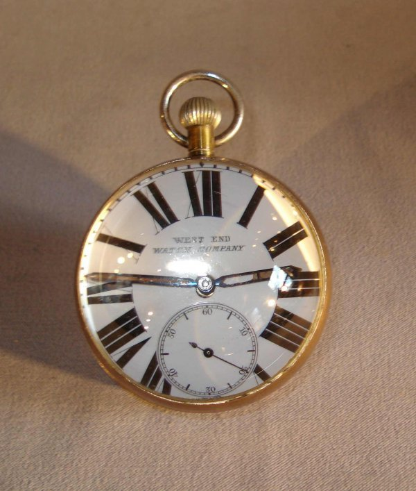 10C: Ball Watch by West End Watch Co.