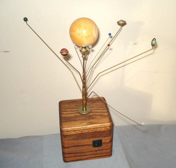 11C: Orrery or Planetarium