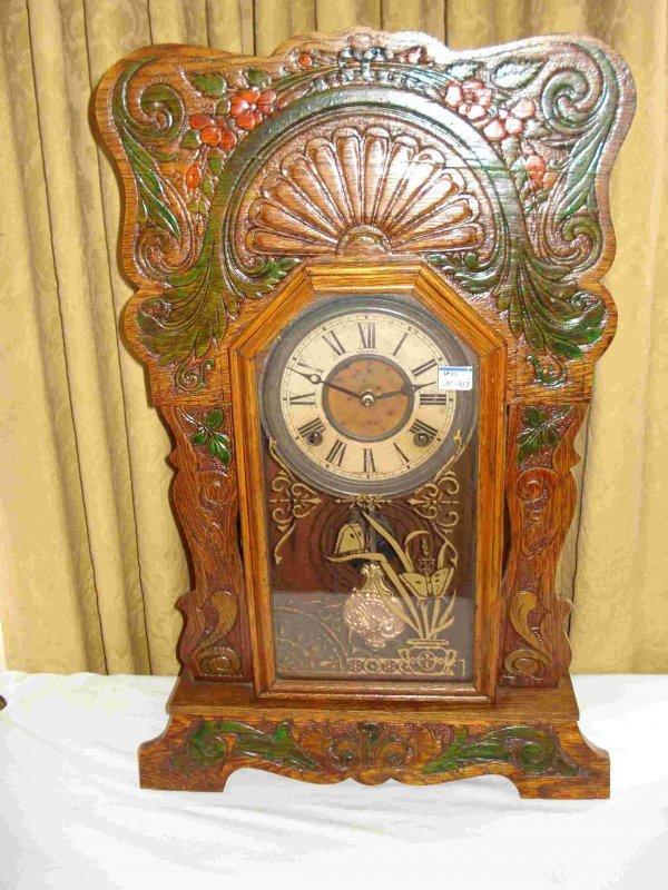 10B: Gingerbread Clock