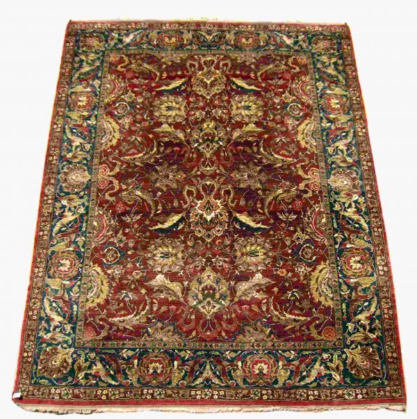 5: Oriental Rug