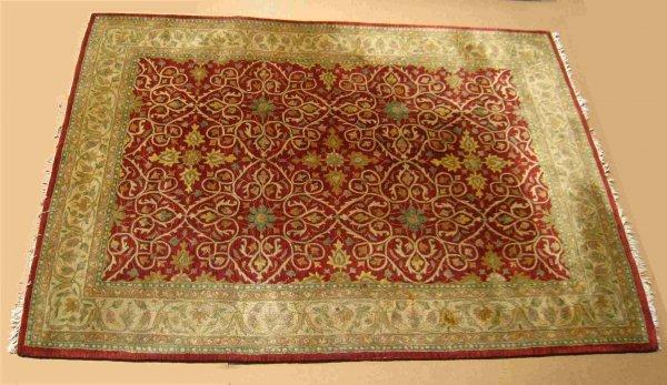 6: Oriental Rug