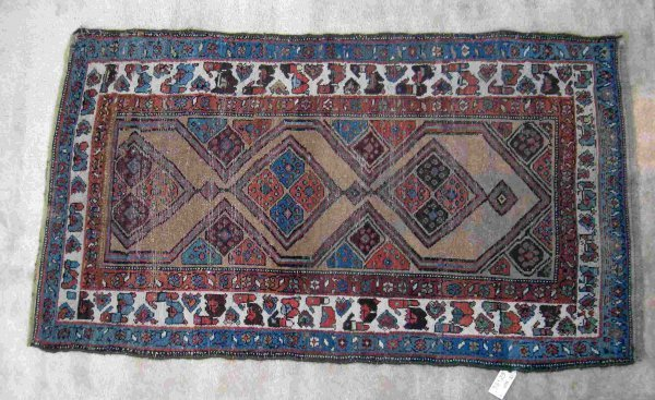 8: Oriental Carpet