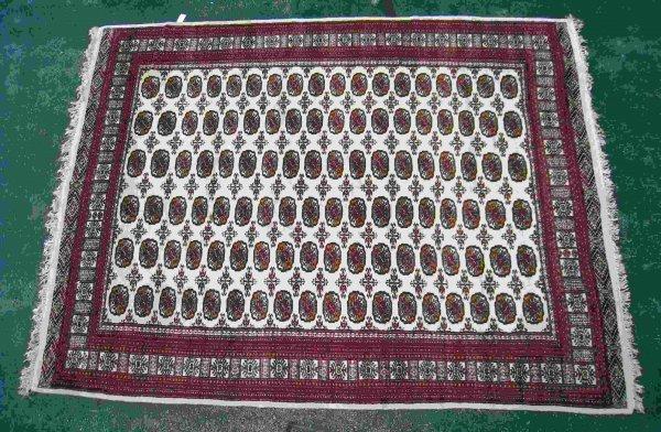 10: Oriental Carpet