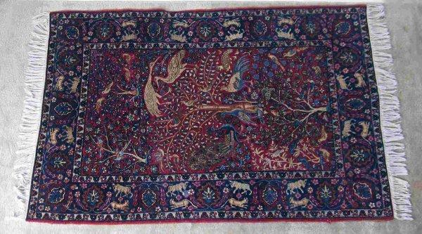 14: Persian Rug
