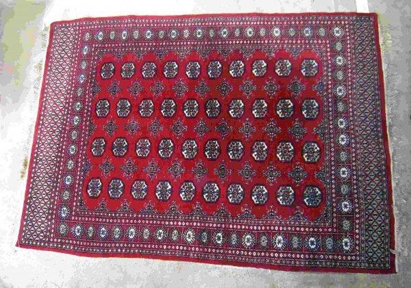 15: Oriental Carpet