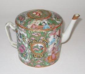 17: Chinese Teapot