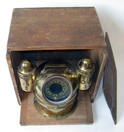 21: Compass Binnacle