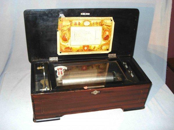 23: Music Box