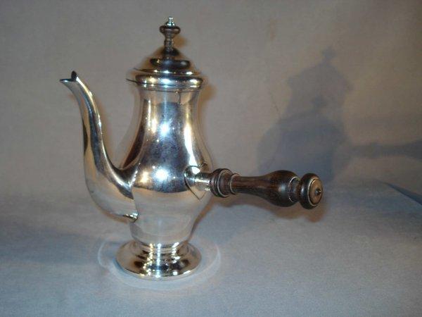2: Sterling teapot