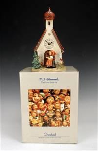 GOEBEL HUMMEL CHAPEL TIME IN BOX