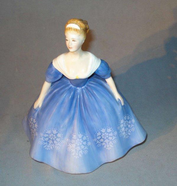 "24: Royal Doulton figurine ""Nina"""