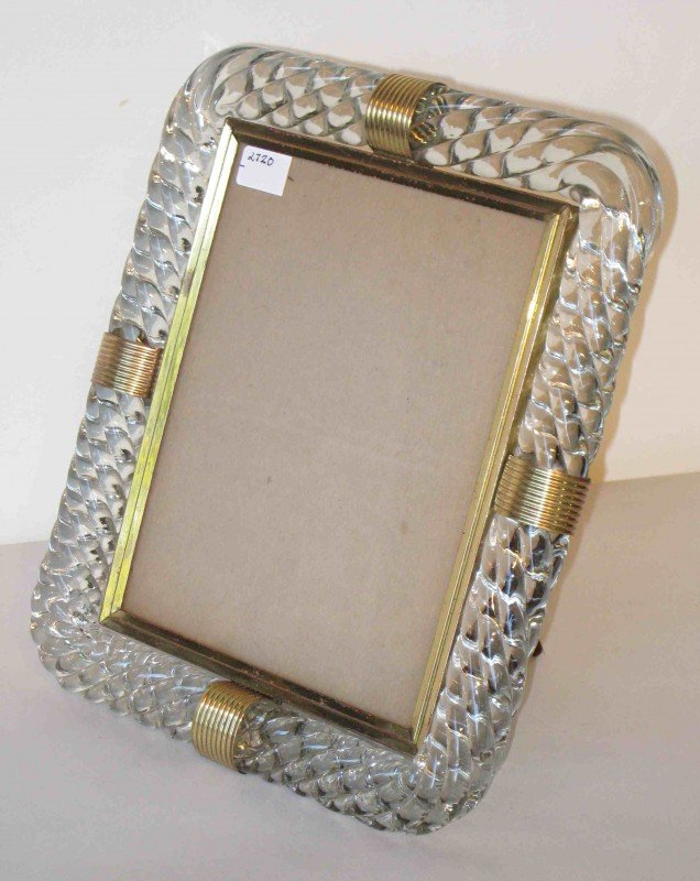 1: Art Deco Picture Frame