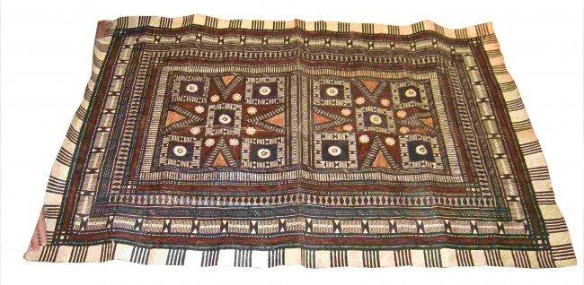 5: Tribal Textile: a Somoan Tapa