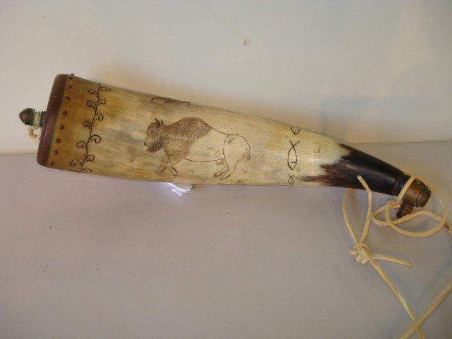 11: Powder Horn