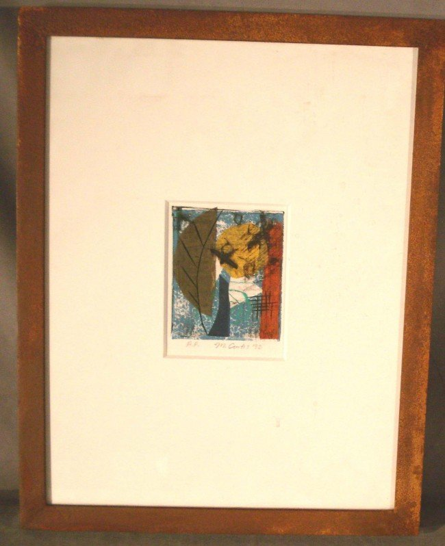 14: Print by M. Cortes