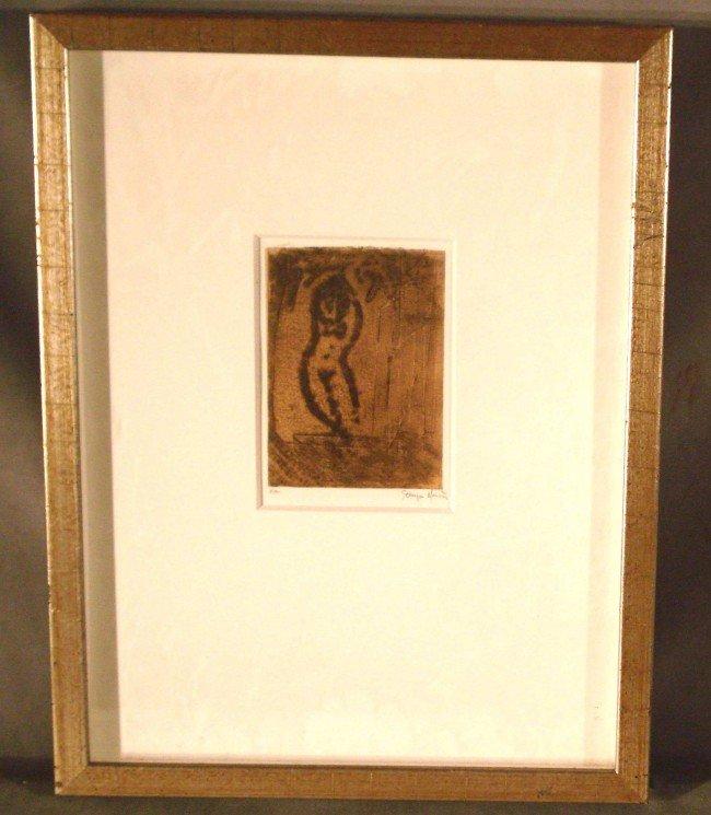 20: Print signed Soroza Marcci