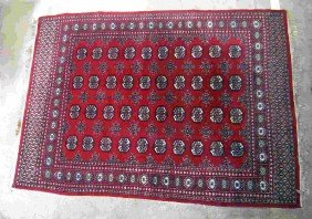 4: Oriental Carpet