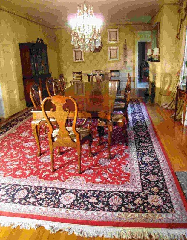 5: Tabriz Carpet