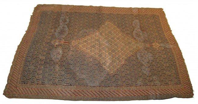 7: Silk Oriental Rug