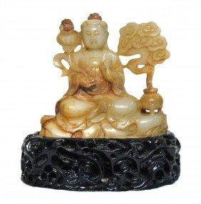 11: White Jade Buddha