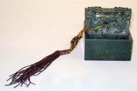 16: Chinese Jade Seal